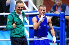 'It's the Mullingar shuffle' — Superb John Joe Nevin books Olympic final spot