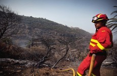 Firefighter killed as Spain battles deadly wildfires