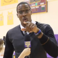 VIDEO: 'Your wish came true' declares new Lakers star Dwight Howard
