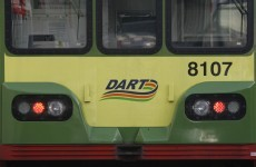 DART service resumed between Dun Laoghaire and Bray