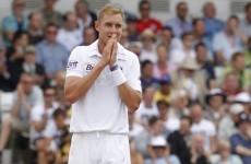England cricket star denies Twitter spoof involvement