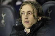 Modric on the brink of Real Madrid switch - reports