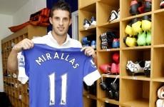 Unlucky, Arsene: Everton new-boy admits Arsenal snub