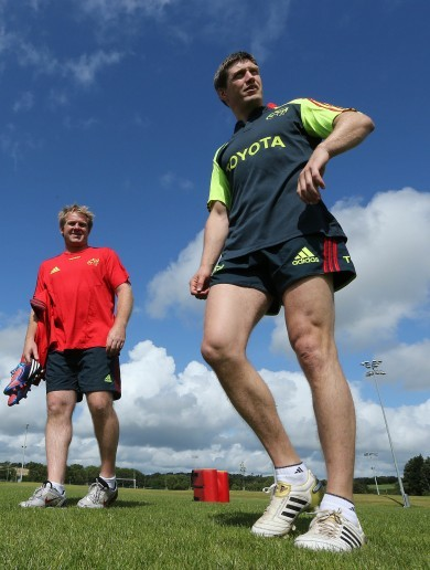 The big rugby season preview... Munster