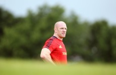 Penney set to choose Howlett ahead of O'Connell as new Munster captain
