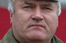 Retired Irish officer prepares to give evidence at Mladic trial