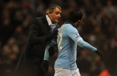 Wantaway Tevez has City transfer request turned down