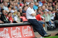 John Sheridan sacked by Chesterfield