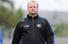 McCarthy resigns as Laois manager