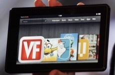Kindle Fire tablet sold out, says Amazon