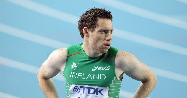 Paralympic breakfast: 2008 gold medalist Smyth hoping for repeat performance