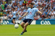 Alan Brogan returns to Dublin side to face Mayo