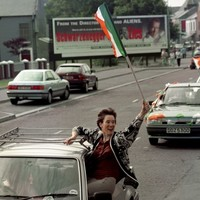 18 years ago: Northern Ireland as the IRA ceasefire began