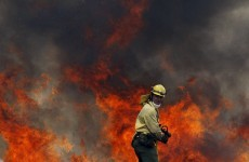 Thousands flee deadly wildfire in Spain