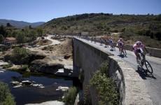 Vuelta á Espana: Cummings finishes fastest in Ferrol