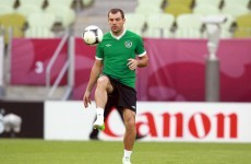 Darron Gibson withdraws from Ireland squad to face Kazakhstan