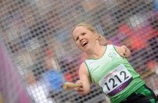 Paralympics: Disappointment for Irish athletes in field, track