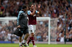 Unplayable Andy Carroll not fit for England fixtures – Allardyce