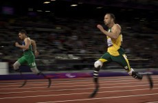 Paralympics: Defeated Pistorius wants prosthetics debate‎