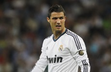 Ronaldo 'sadness' causes Spanish media storm
