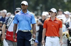 In the swing: McIlroy and Woods look set for longstanding rivalry