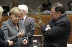 European leaders meet to secure permanent bailout fund