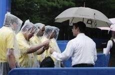 Frustration as rain strikes again at US Open