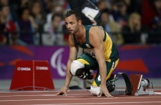Sprint showdown: Pistorius returns to defend 100m gold