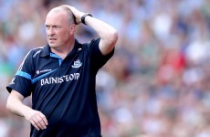 Pat Gilroy steps down as manager of the Dublin footballers