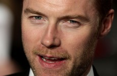 4 Stages of Ronan Keating's Reaction to his Album Selling 181 Copies