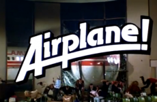 Airplane named as 'funniest film ever made'