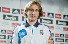 'Modric will be a fans' favourite at Madrid' - Mourinho