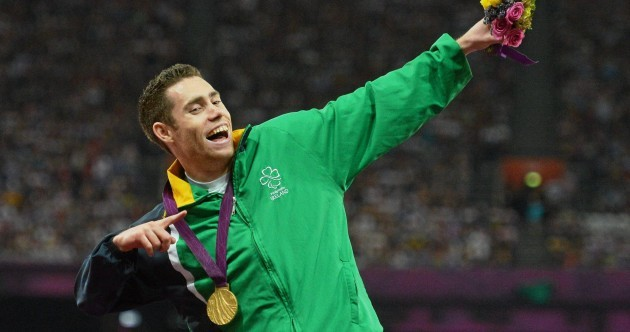 Another world record! Jason Smyth claims gold in style