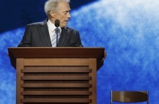 Clint Eastwood: Why I spoke to an empty chair