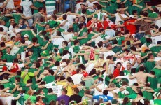 Ireland set for Wembley friendly v England in 2013