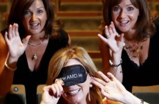Want to be blindfolded – in the name of entertainment?