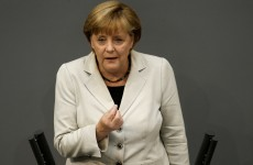 Merkel tells gay German footballers it's OK to come out