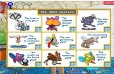 'Pesky Gnats' help children understand therapy