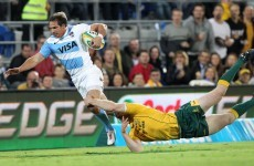 Australia see off battling Argentina on the Gold Coast