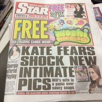 Rabbitte: Closing Star over Kate pictures would be �nonsense�