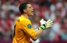 Arsene Wenger: Szczesny still number one for me
