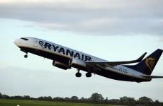 Ryanair sees record August passenger numbers