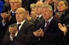 Alex Ferguson calls for peace ahead of Liverpool clash