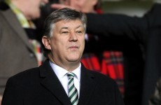 Growing on trees: Celtic chief plays down £7 million losses