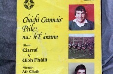 It was 30 years ago today… Seamus Darby's goal denies Kerry an historic fifth All-Ireland on the trot