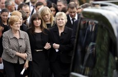 Funerals of Nevin Spence, his father and brother, take place in Ballynahinch
