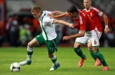 Duff to retain 100 caps despite Hungary error, say FAI