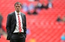 Rodgers reveals Carragher dilemma
