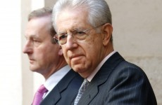 Taoiseach in Rome to meet Monti ahead of papal audience