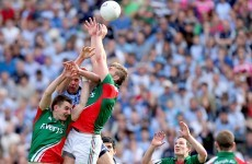 Conor Deegan's key All-Ireland final duel